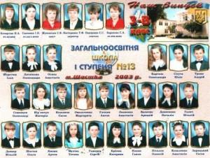 2002-2003 Онищенко С.С.